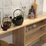 新所沢の埼玉住建 デザインにこだわったリフォーム.リノベーション 空間演出 マンションフルリノベーション ホームステージング キッチン の写真