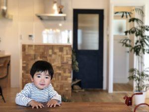 新所沢の埼玉住建 デザインにこだわったリフォーム.リノベーション 空間演出 マンションフルリノベーション ホームステージング キッチン ダイニングの写真