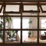 新所沢の埼玉住建 デザインにこだわったリフォーム.リノベーション 空間演出 マンションフルリノベーション ホームステージング 内窓 リビング BOHOスタイルの写真