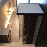 埼玉住建 マンションリノベーション リフォーム 不動産 キッチン 間接照明 対面キッチン