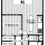 埼玉住建 マンションリノベーション 間取り図 所沢 デザイン